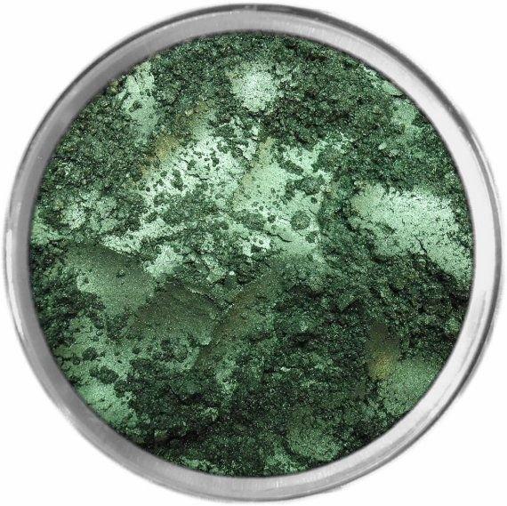 Mineral  Eyeshadow-Jade-BlueScent
