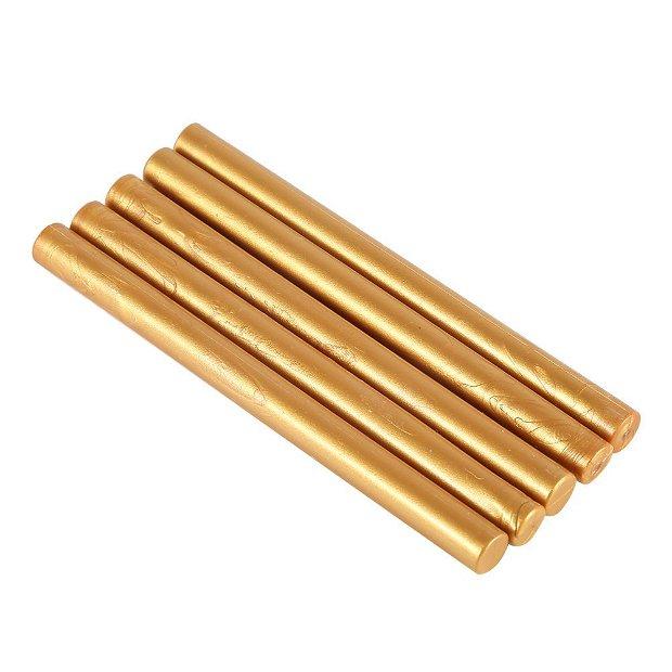 9816 - (1b) Baton ceara sigiliu, argintiu, auriu, rosu, burgundy