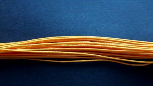 LFE08 - fir elastic portocaliu
