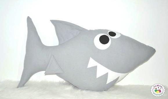 Perna in forma de rechin