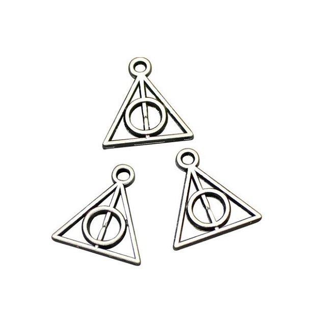 8buc Pandantiv Harry Potter charm,   P17-2532S