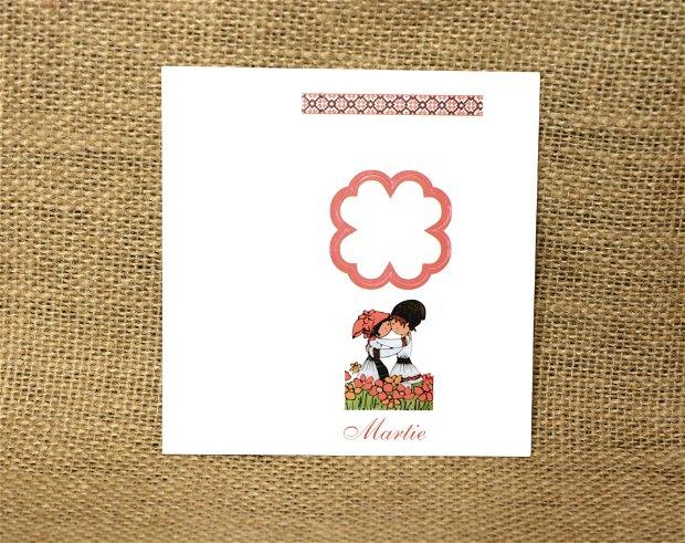 10buc Cutie / ambalaj martisor traditional/ Cartonas  martisor