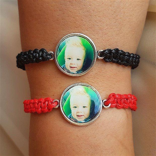 Bratari personalizate cu poza