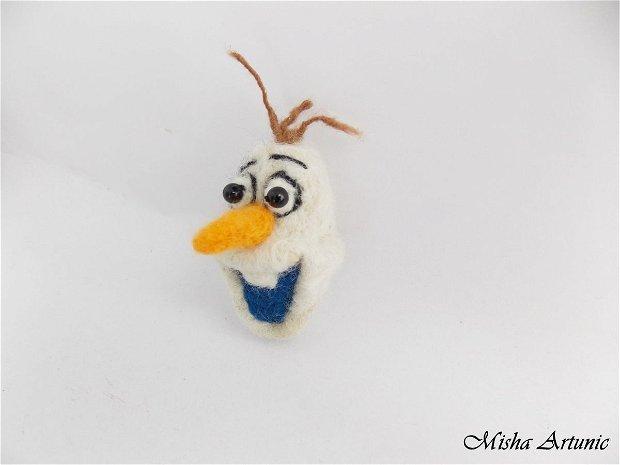 Brosa impaslita - Olaf