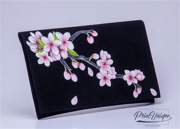 Poseta plic Sakura