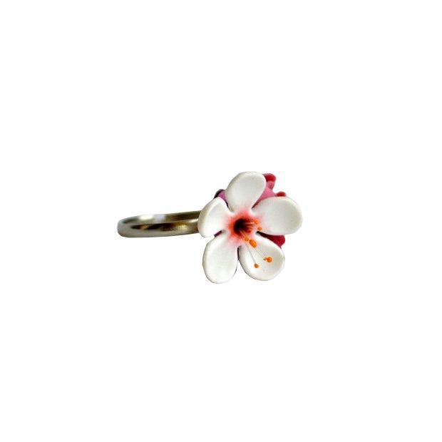 Inel floare de cires
