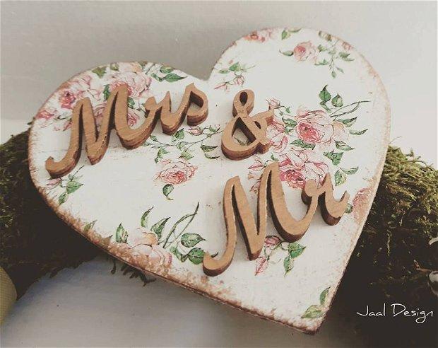 Marturii pentru nunta personalizate
