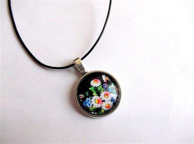 colier floral 32439