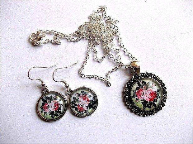 set floral 32495