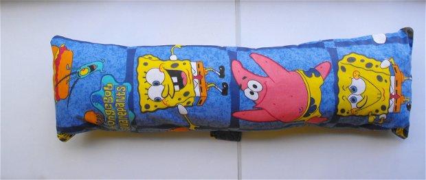 SpongeBob SquarePants - Child's Seat Belt Pillow -- Perna de centură pentru copii