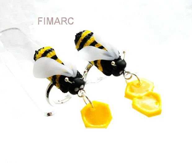 Honey bee - inel reglabil