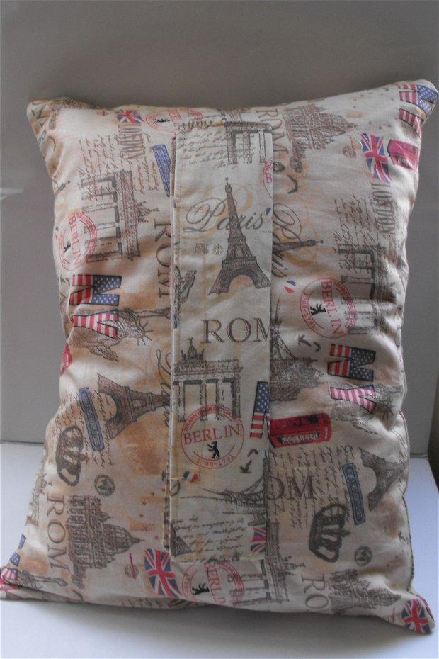 Go on holiday -  Travel Pillow, Neck Pillow -  Perna de centură pentru calatorii