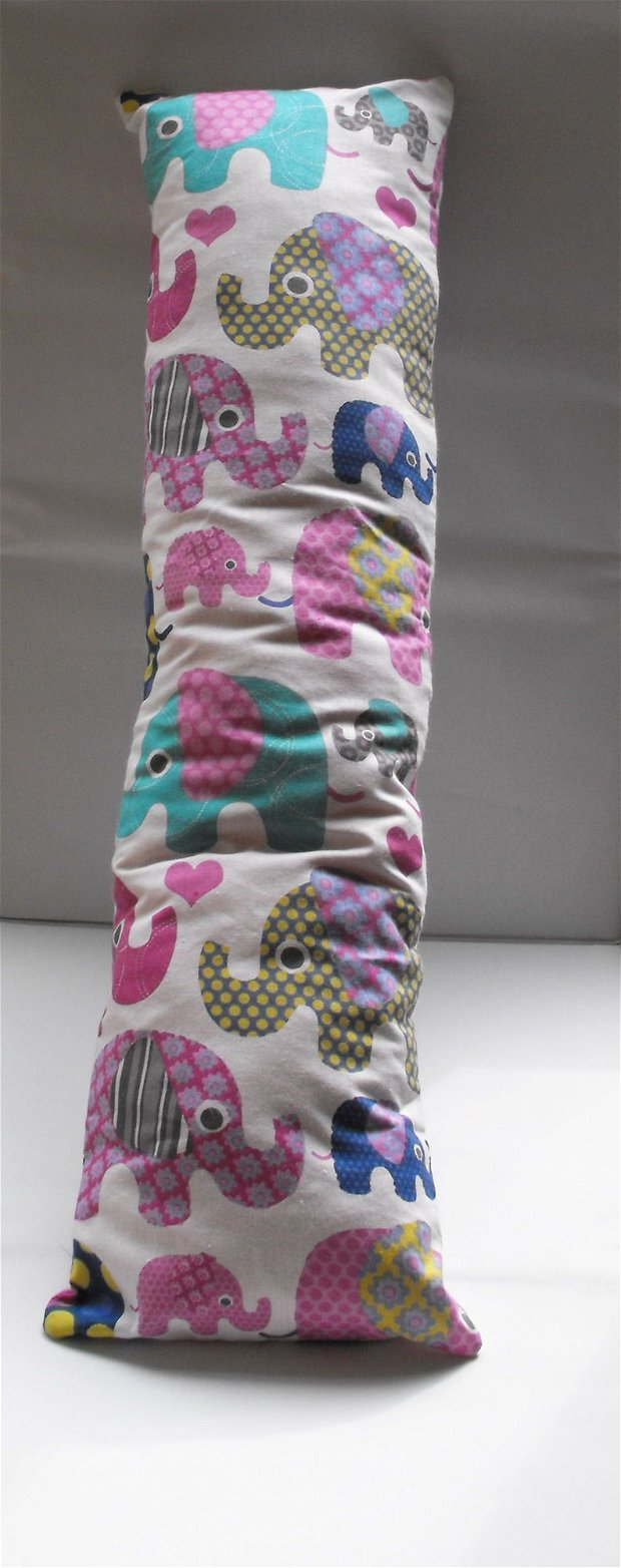 Elefantel - Child's Seat Belt Pillow, Travel Pillow, Neck Pillow -  Perna de centură pentru copii