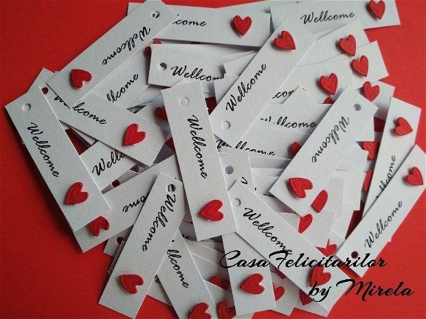 Etichete craft-handmade with love