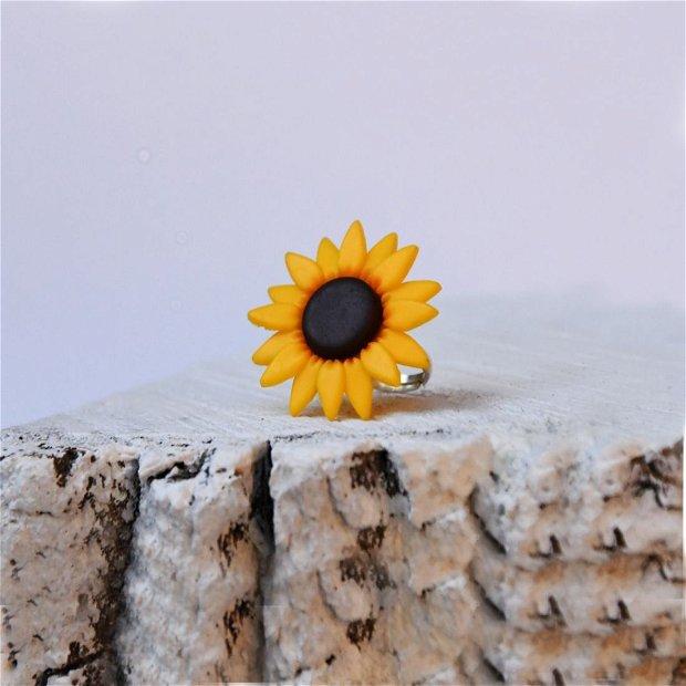 Inel floarea-soarelui