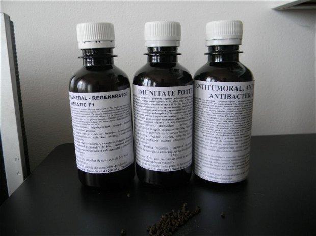 ANTITUMORAL FORTE, ANTIOXIDANT FORTE, ANTIMICROBIAN FORTE F3
