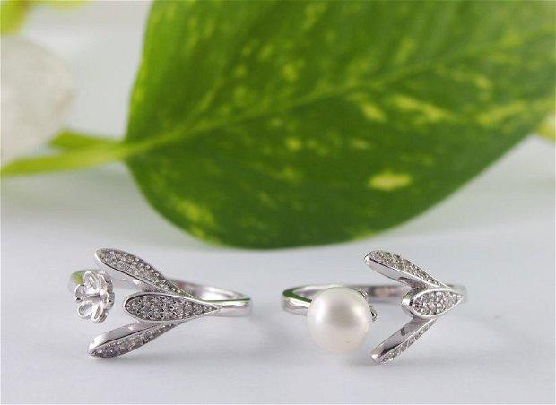 Baza inel, argint 925 (1)