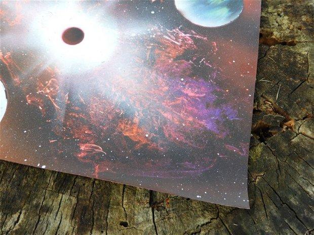 ''Eclipsa'' Pictura spray paint