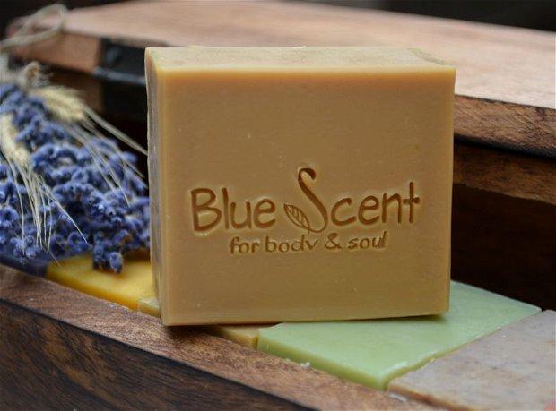 Neem-sapun cu neem,lapte de capra si mimosa-BlueScent