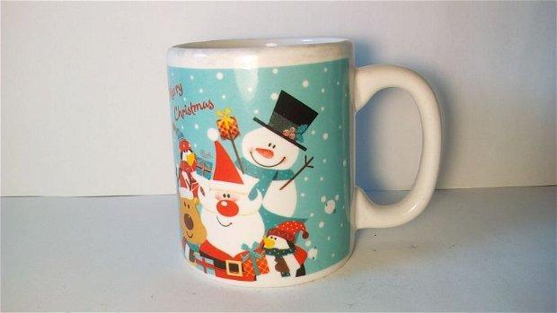 Lumanare Merry Christmas II