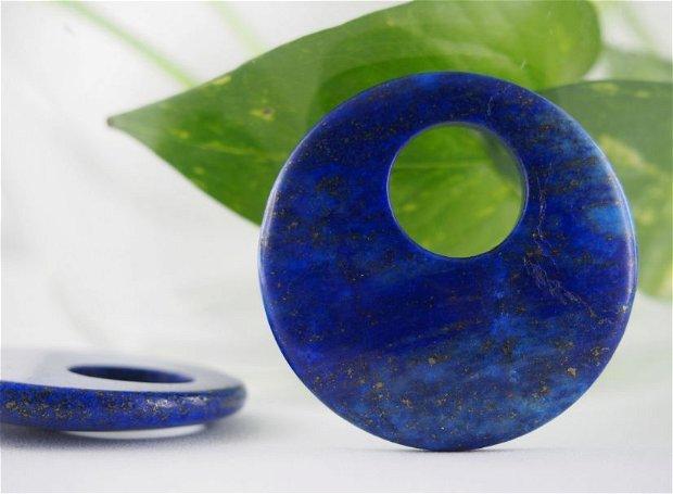 Pandantiv lapis lazuli  40mm