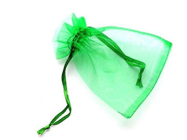LAE04 - saculet organza verde