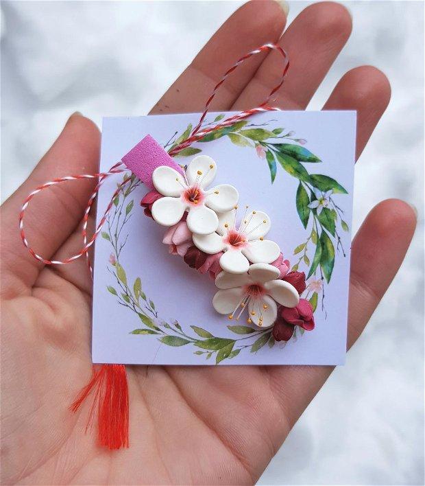 Martisor-clama flori de cires