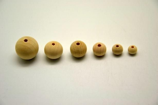 Bilute din lemn- 12mm