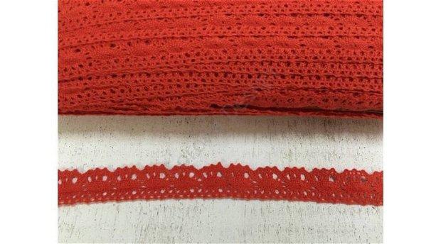 Dantela  rosie - 1m/2cm- 0352