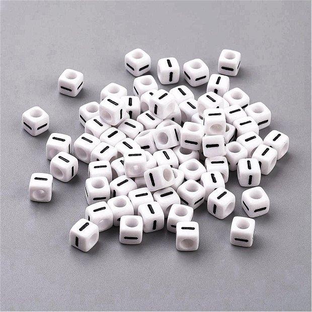 Alfabet, margea litera I cub- 67S