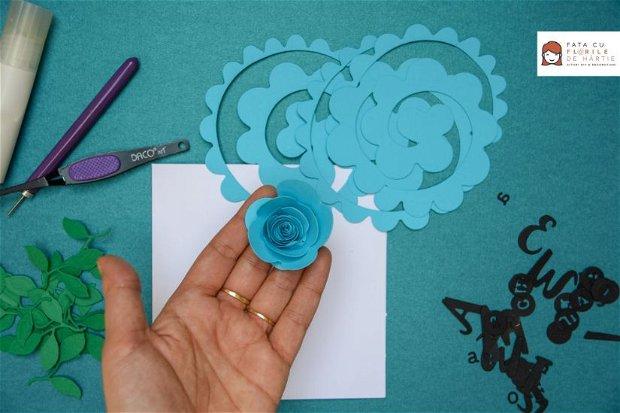 Kit Hobby Activitati Creative Felicitare Handmade pentru Mama