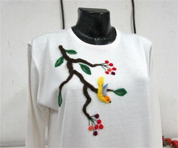 Bluza din tricot