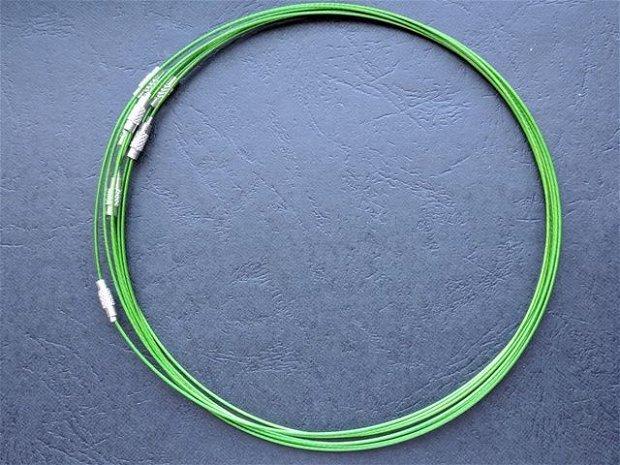 LCC31 - baza colier verde
