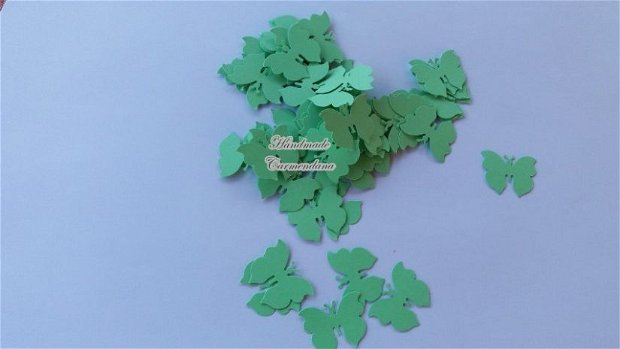 Confetti fluturasi