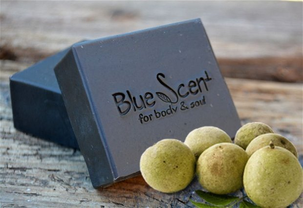 Black Walnut-sapun antimicotic cu nuc negru,pau d´Arco si neem-BlueScent