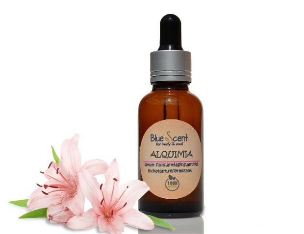 Alquimia-serum fluid,antiaging,antirid,hidratant,refermizant-BlueScent