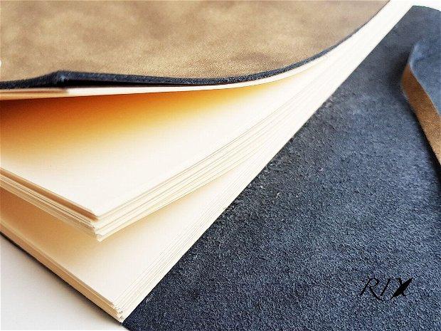 SERVICIU de PERSINALIZARE - Interior jurnal (200 pag) - hârtie crem