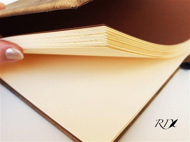 SERVICIU de PERSINALIZARE - Interior jurnal (320 pag) - hârtie crem