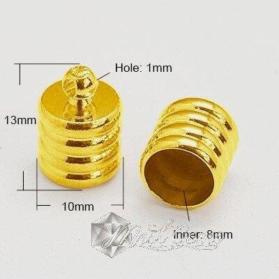 2 buc.Terminatie TER043 pentru bijuterii