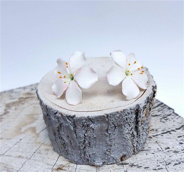 Cercei flori de mar