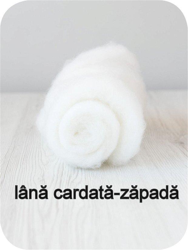 lana cardata- zapada