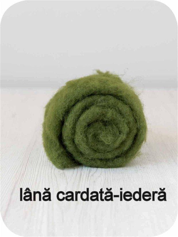 lana cardata- iedera