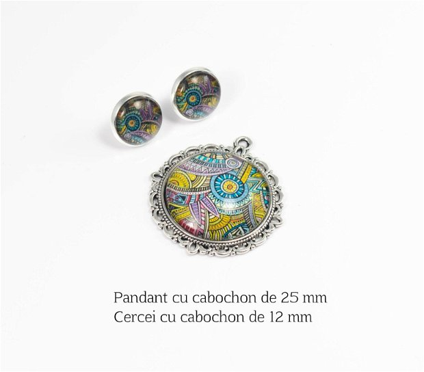 Kit bijuterii, KB355-08
