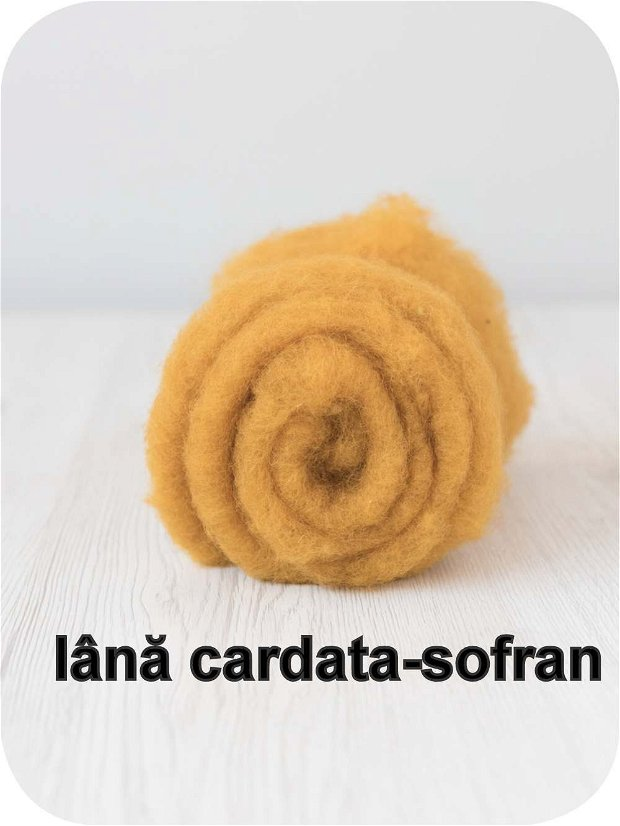 lana cardata-sofran