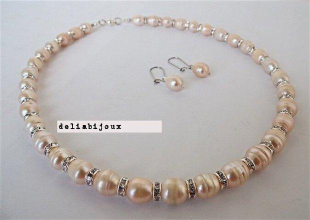Set de bijuterii perle