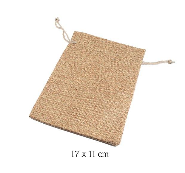 Punguta bumbac, 17 x 11 cm, PCO52