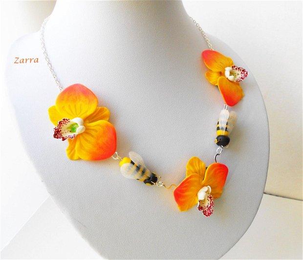 Orhidee si albinute