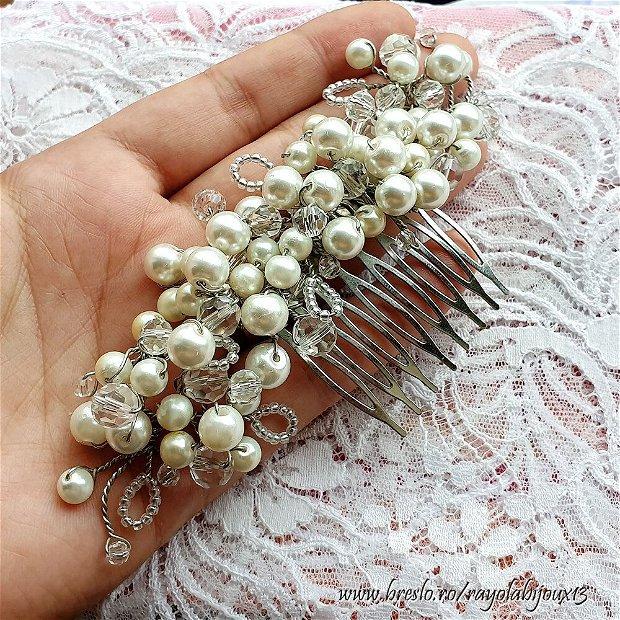 Accesoriu Pearly Bride
