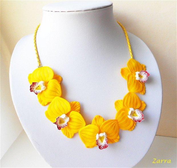 Orhidee aurii
