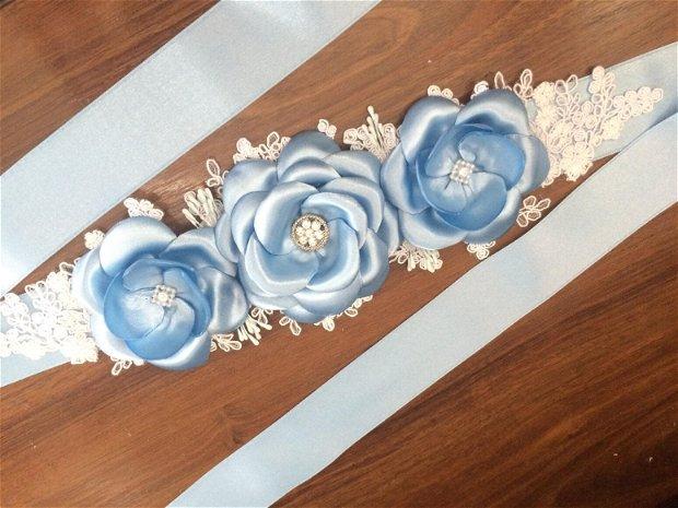 Brau elegant bleu (675)